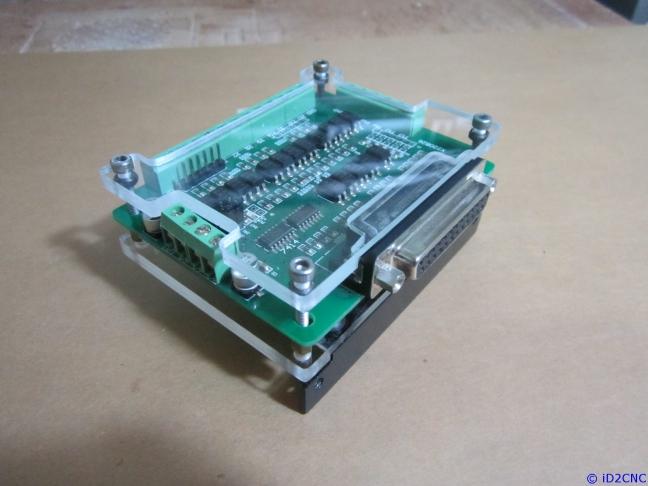 DB25 Breakout Board