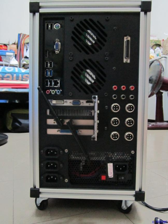 iD2CNC , Case Mod , Mini CNC , Custom Case Mod